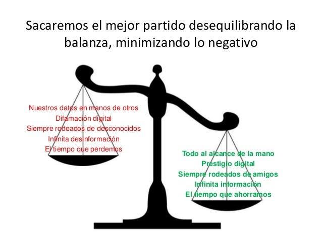 Sacaremos el mejor partido desequilibrando la balanza, minimizando lo negativo Todo al alcance de la mano Prestigio digita...