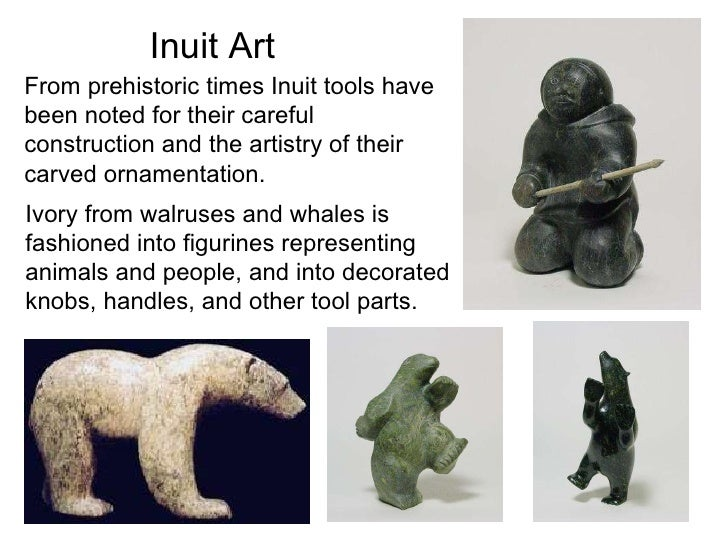 Inuit power point
