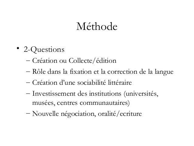 III. Tentative de typologie • A. «Innutimes» : – des textes inédits, – le blog comme organisateur