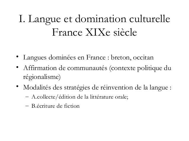 A.Collecte/edition de la littérature orale • Exemple – le Barzaz Breiz- Hersart de La Villemarqué - Donatien Laurent – Un ...