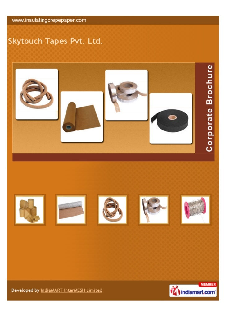 Skytouch Tapes Pvt. Ltd.