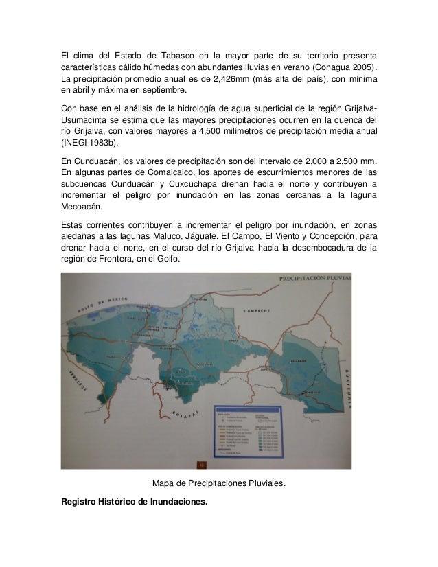 Inundaciones en Tabasco  Hildebrando Flores Gallegos