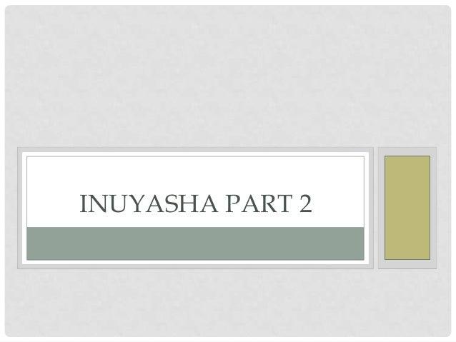 INUYASHA PART 2
