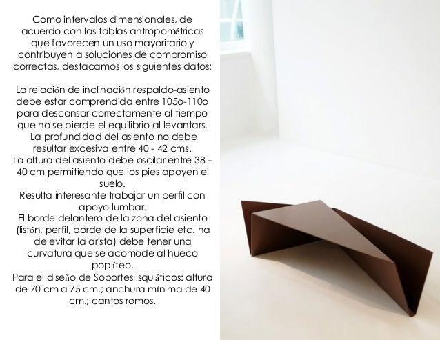BANCOS | DISEÑO MUEBLES II