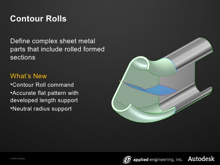 What S New In Autodesk Inventor 2010
