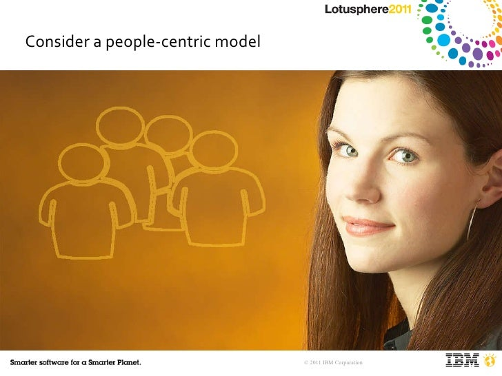 Consider a people-centric model