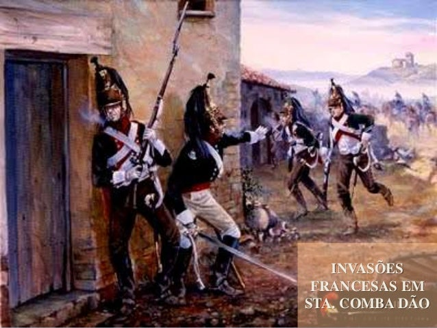 INVASÕES FRANCESAS EM STA. COMBA DÃO