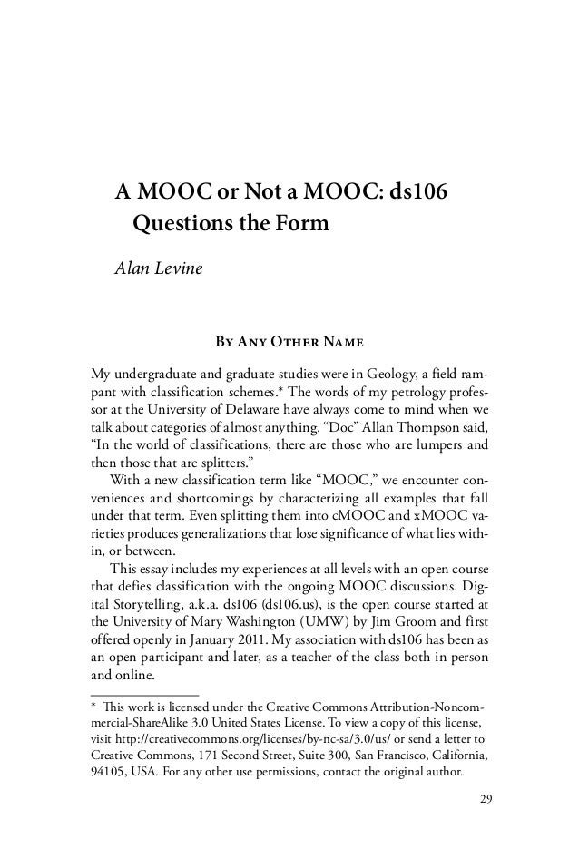 invasion of the moocs the promises and perils of massive open online