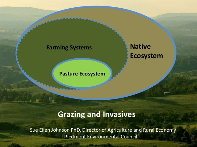 Farming Systems                     Native                                           Ecosystem            Pasture Ecosyste...