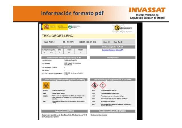 Información formato pdf