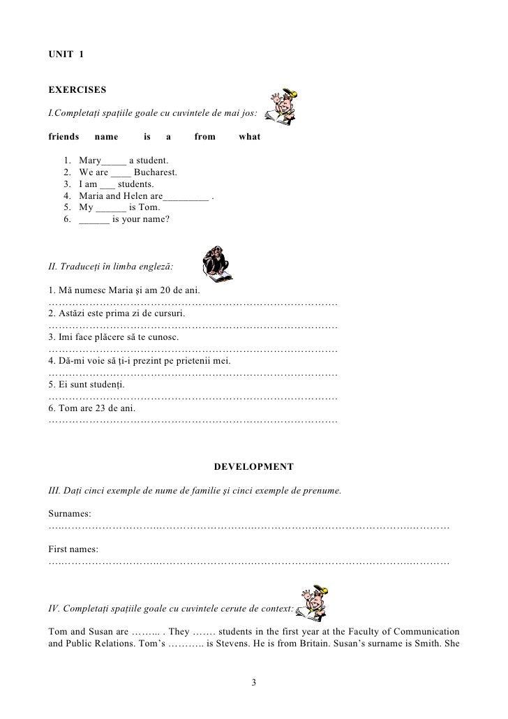 Invatati lb engleza Slide 3