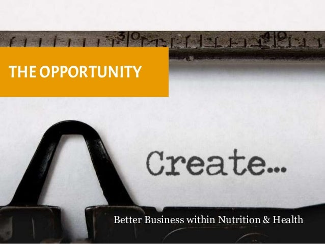 Future Ingredient Strategies - integrating growth, profitability and sustainability Slide 2