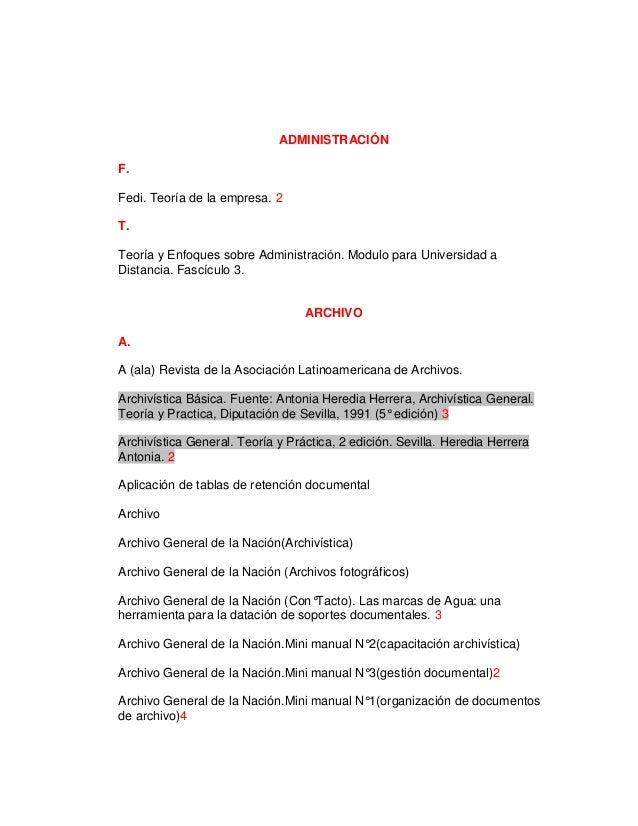 ADMINISTRACIÓN F. Fedi. Teoría de la empresa. 2 T. Teoría y Enfoques sobre Administración. Modulo para Universidad a Dista...