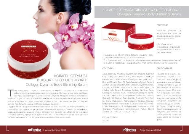 Алоха България ЕООД Алоха България ЕООД38 T ози козметичен продукт е предназначен за борба с целулита и естетическите дефе...
