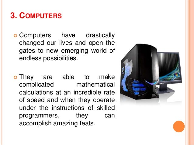how technology is changing the world - essay How technology changed the world essay  technology has been rapidly changing and  we will write a custom essay sample on how technology changed the world.