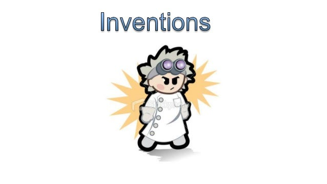 What are inventions?