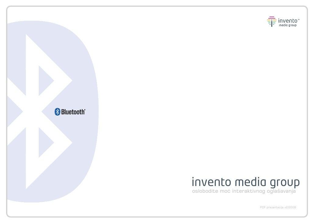 invento media group oslobodite moć interaktivnog oglašavanja                            PDF prezentacija v2/2009
