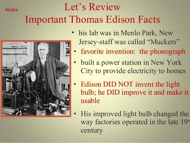 Inventors Of Electricity