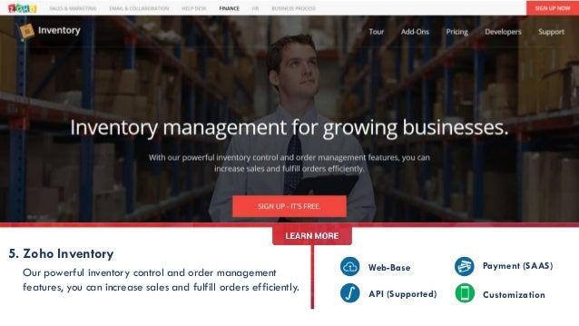 sales order software free