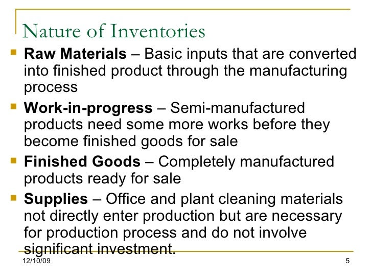 inventory management ppt free download