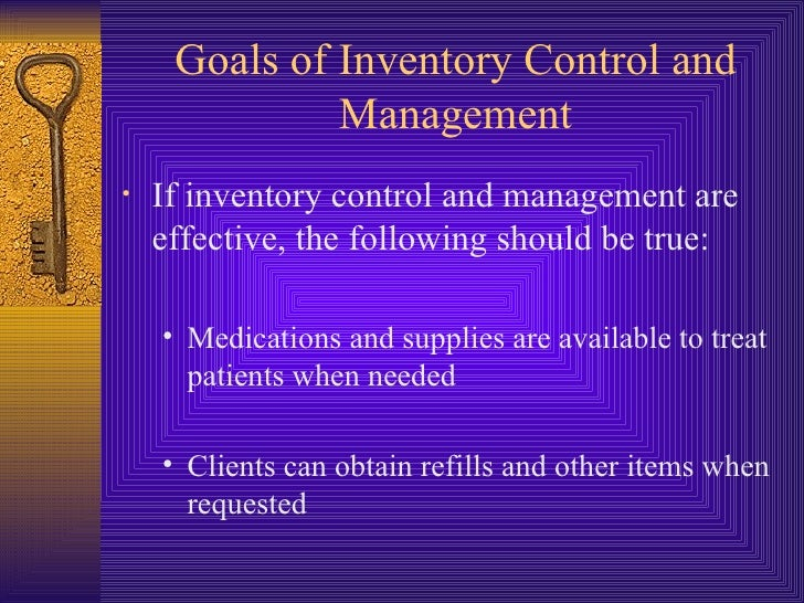 inventory management of drugstores in naga Drug inventory control for outpatient services total inventory level of drugs stays high in drug inventory management system will check quantities of.