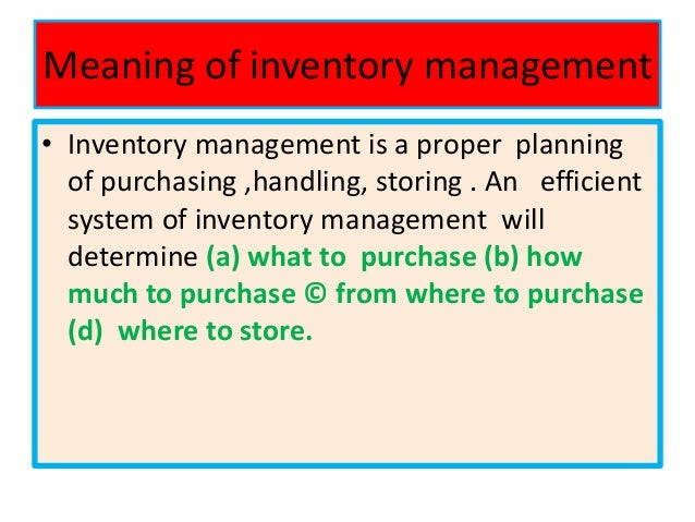 4 Ways to Reduce Inventory Costs