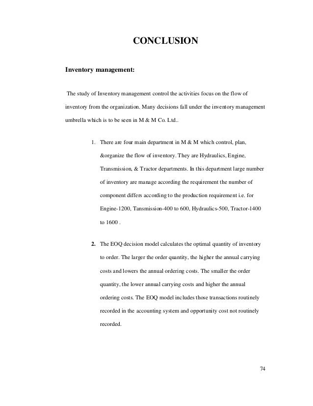 Inventory management and budgetary control system