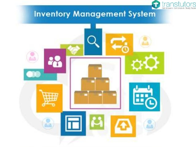 Inventory Management System | Finance