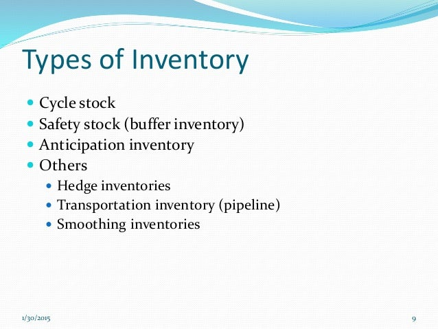 inventory policy A list of numerous policy statements and guidance documents on how to identify certain chemical substances for the purpose of assigning unique and unambiguous descriptions tor each substance listed on the inventory.