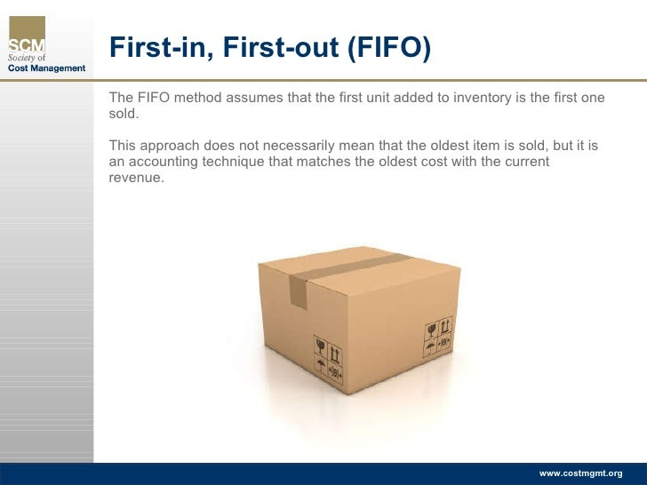 inventory valuation This lesson introduces you to the cost flow assumption methods of specific identification: fifo, lifo, and weighted average you will also learn.