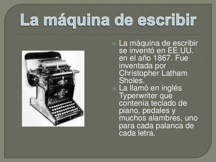 Inventos Del Siglo Xix