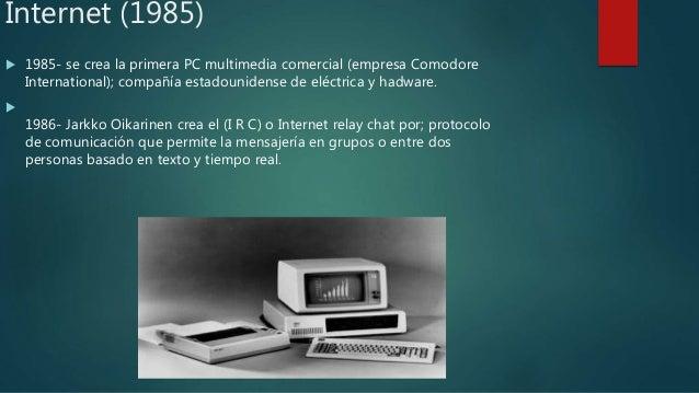 inventos 1985