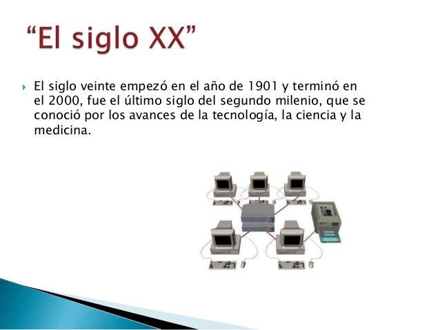 inventos tecnologicos mas importantes del siglo 20