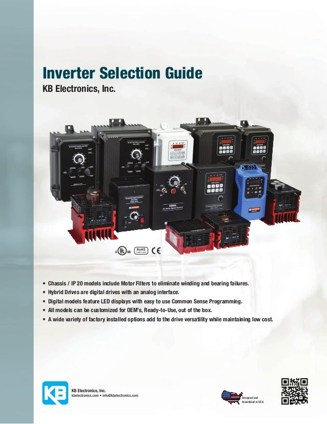 Ac drive selection guide for How to select vfd for a motor