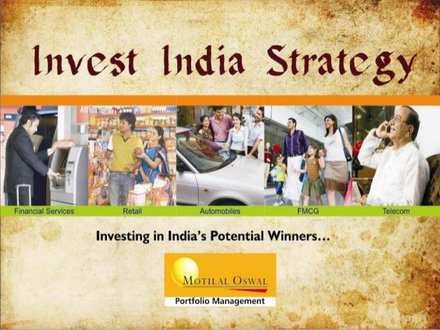 Invest India StrategyInvest India Strategy The Strategy aims to generate long term capital appreciation by creating a focu...