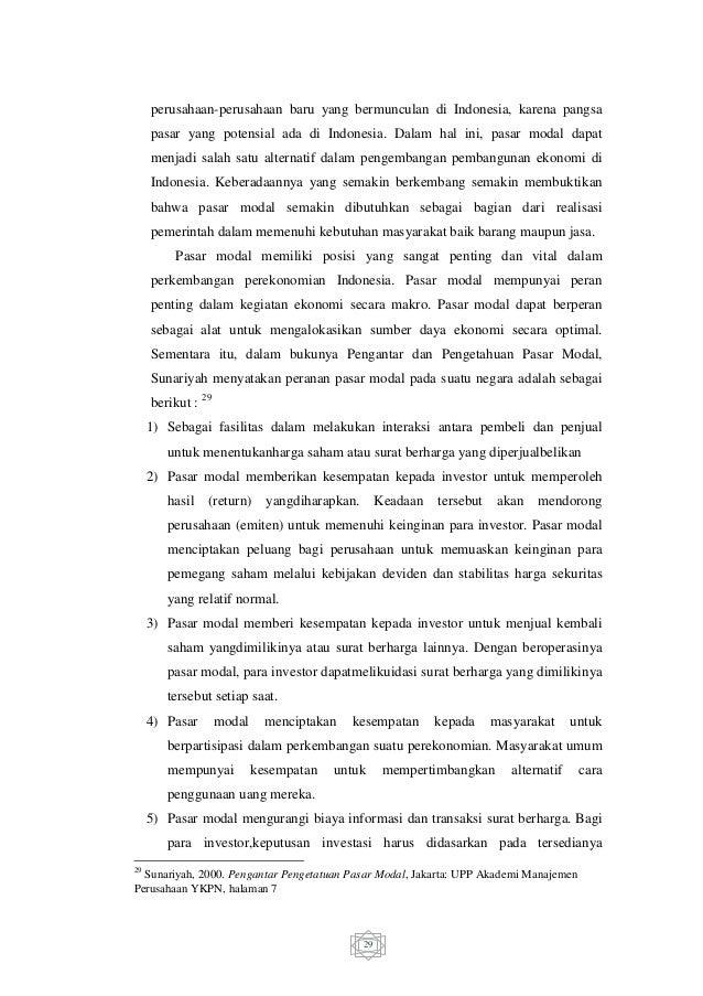Kegagalan Model Pembangunan di Indonesia