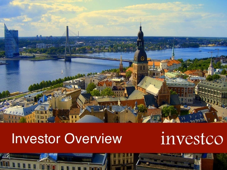 Investor Overview!