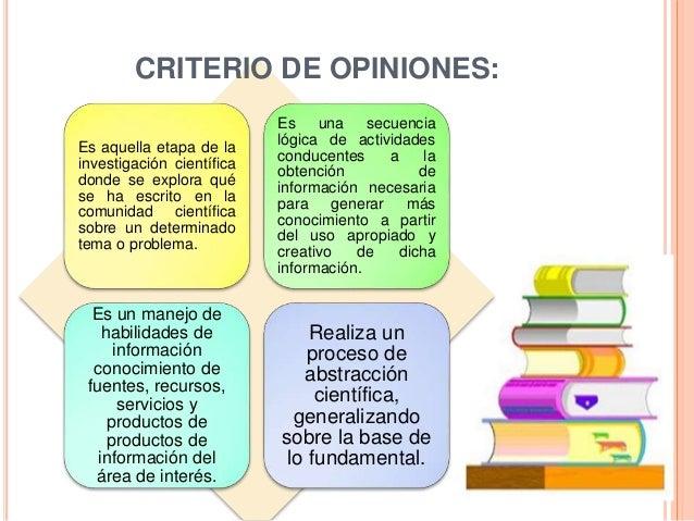 Investigación bibliográfica
