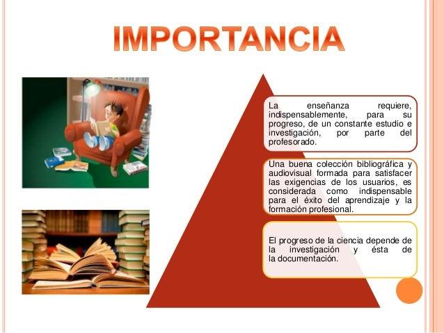 La enseñanza requiere, indispensablemente, para su progreso, de un constante estudio e investigación, por parte del profes...