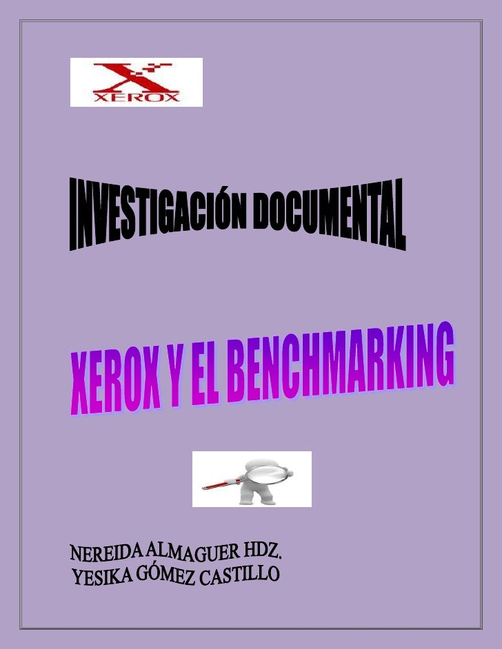 Primeramente se va a definir el benchmarking, además de conocer un poco másde este término:ConceptoBenchmarking es un proc...