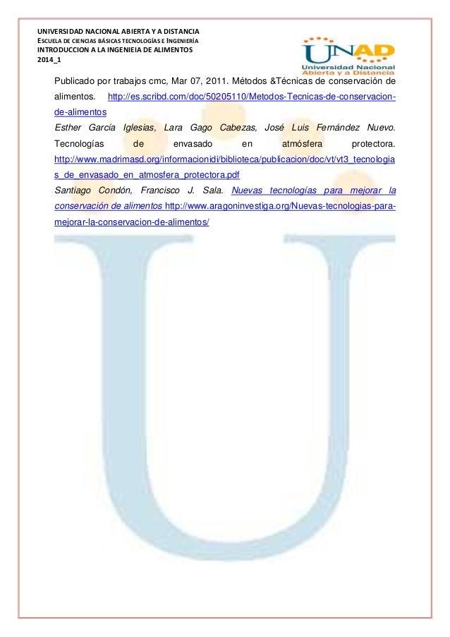 investigaci n proceso y nuevos m todos de conservaci n de On procesos de preelaboracion y conservacion en cocina pdf