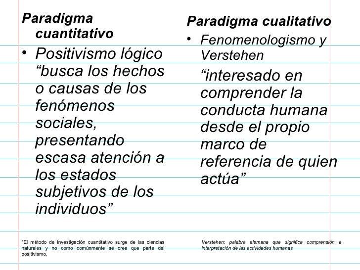 investigacion cualitativa y cuantitativa diferencias