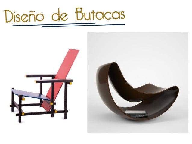 Investigacion butacas for Butaca diseno online
