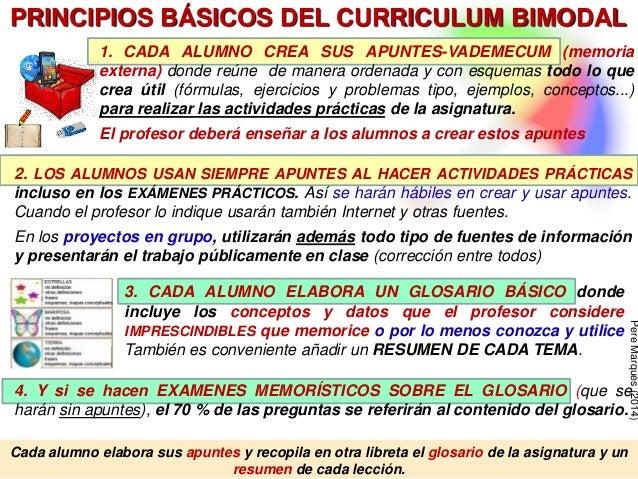 Mejora de los resultados académicos  con el currículum bimodal Slide 3
