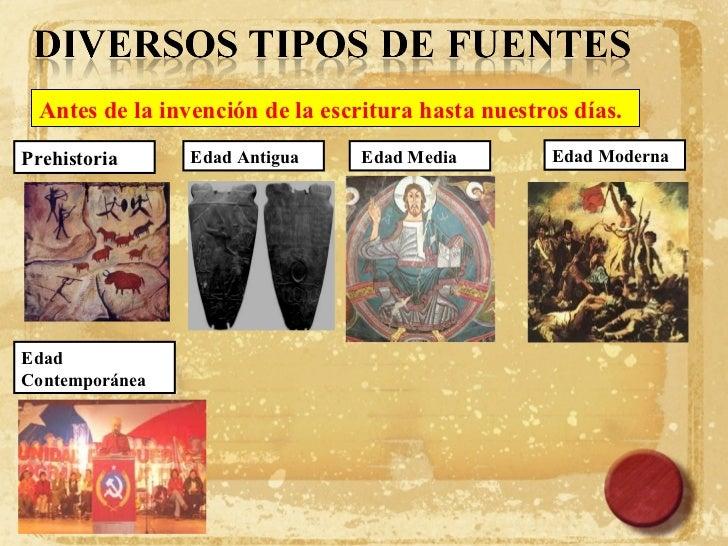 Investigacion de fuentes historicas modulo 23