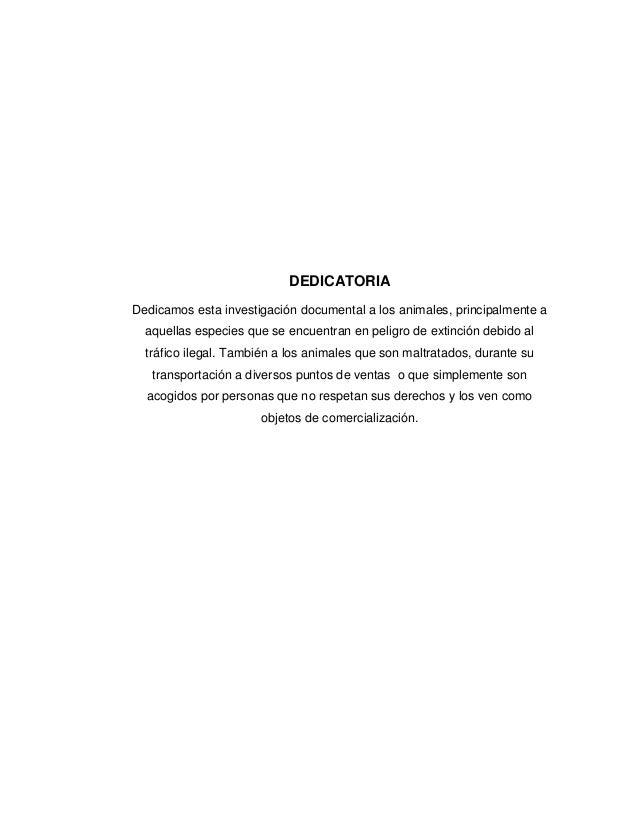 Causas socio-culturales y económicas y consecuencias ecológicas del trafico ilegal de animales silvestres en Nicaragua Slide 2