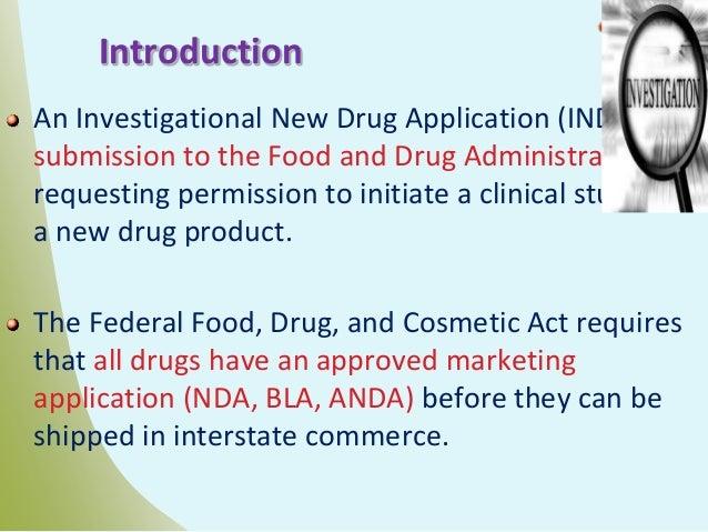 investigational new pills articles