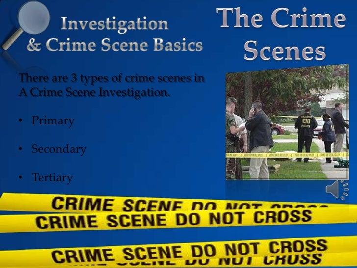 investigation powerpoint