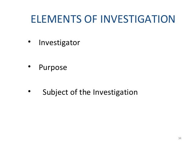 Interrogation The skillful questioning of witnesses as well as suspects. 36