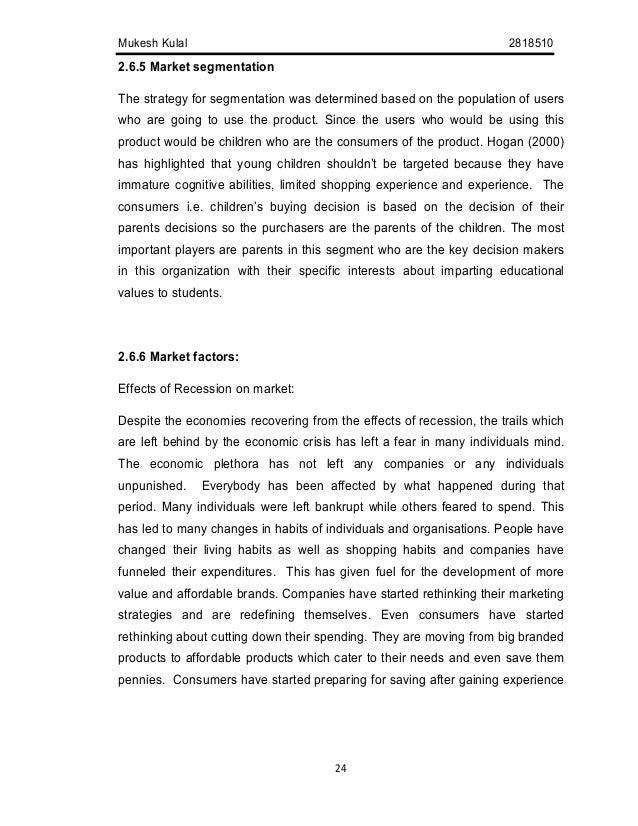 dissertation on market segmentation Online homework help sites master thesis market segmentation best resume writing services for educators quotes online writing jobs.